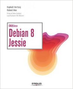 Couverture Debian 8 Jessie