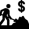 Travailler pour de l'argent pour subsister